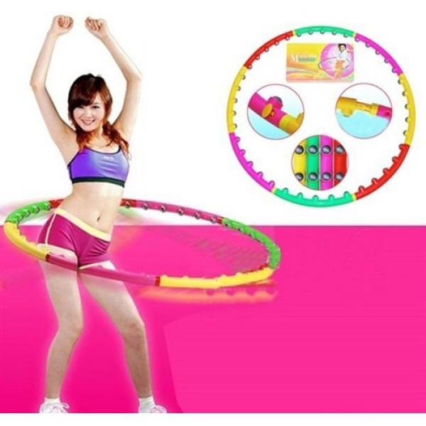 Bảng giá Lắc vòng nhựa, lắc vòng sau sinh - Vòng lắc eo giảm cân hiệu quả với các hạt hoạt tính massage đánh tan mỡ bụng, giúp eo thon đẹp - BH UY TÍN 1 ĐỔI 1