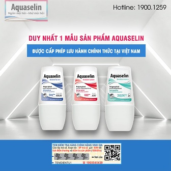 Aquaselin lăng khử mùi và loại bỏ hôi nách 150ml cho cả nam XANH và nữ ĐỎ có tem chính hãng nhập khẩu
