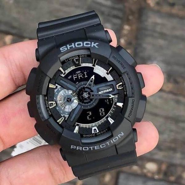Đồng hồ thể thao Gshock Thời trang, phong cách cá tính, trẻ trung, năng động - đồng hồ - đồng hồ thể thao  -đồng hồ thể thao nam bán chạy