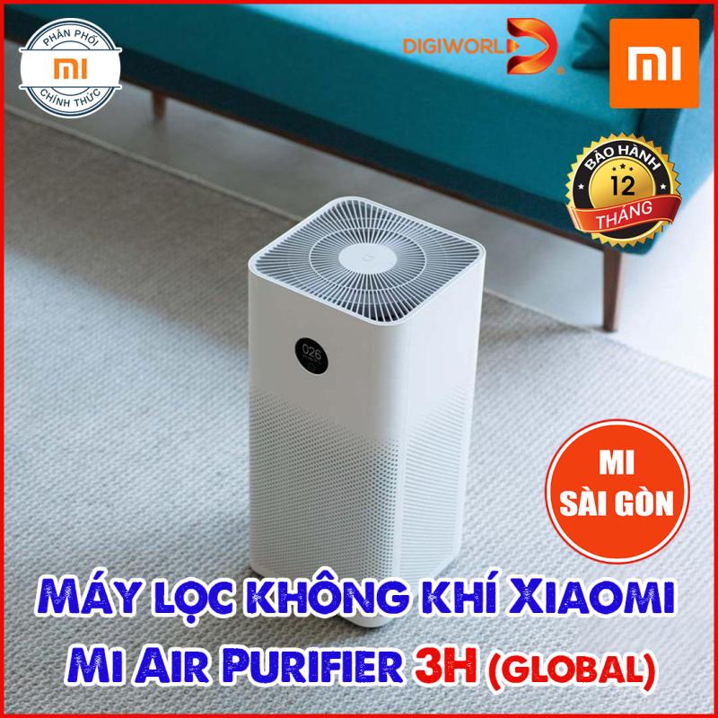 [BẢN QUỐC TẾ] Máy lọc không khí Xiaomi Mi Air Purifier 3H - Bảo Hành 12 Tháng Chính hãng