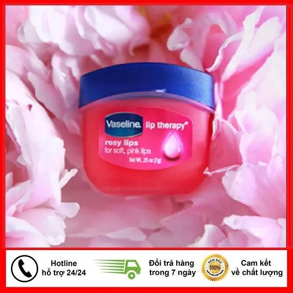 Vaseline Dưỡng Môi , Sáp dưỡng môi Vaseline Lip Therapy 7g cao cấp