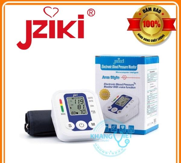 Máy đo huyết áp bắt tay JZK B869YD - Thiết kế kích thước nhỏ gọn, dễ dàng sử dụng, dễ mang theo bên mình - Máy đo huyết áp công nghệ Nhật bản (loại tốt) -Áp dụng công nghệ đo Intellisense tiên tiến cho kết quả đo chính xác