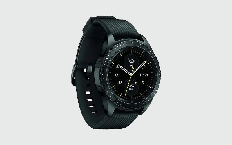 Giá Samsung Galaxy Watch 42mm đen New Nobox
