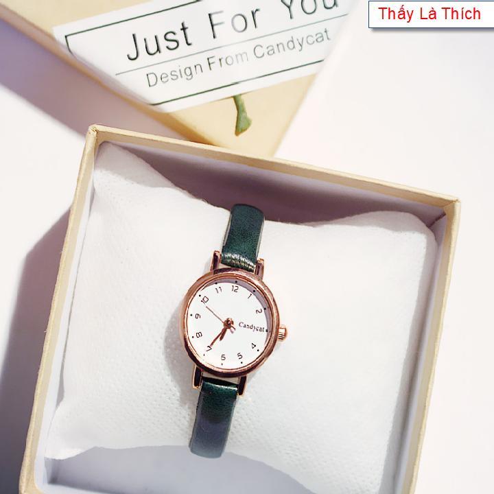 Nơi bán Đồng hồ Nữ mặt số cổ điển xinh xắn - DH2019500045050069
