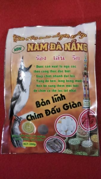Cám Chào Mào Nam Đà Nẵng 200gr - Thức Ăn Chim Cao Cấp