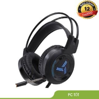 Tai Nghe Gaming GNET H3T Có Mic Màu đen - G-Net H3T Gaming Headphone thumbnail
