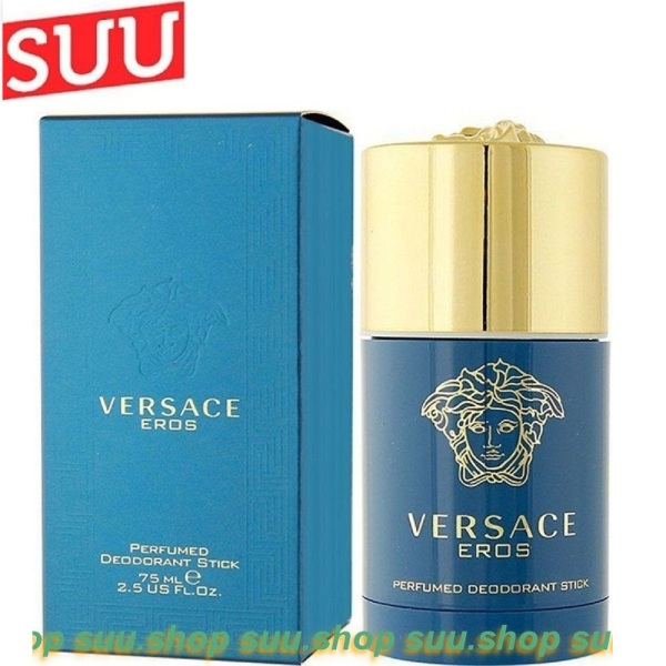 Lăn Khử Mùi 75ml Versace Eros Deodorant Stick Hương Nước Hoa