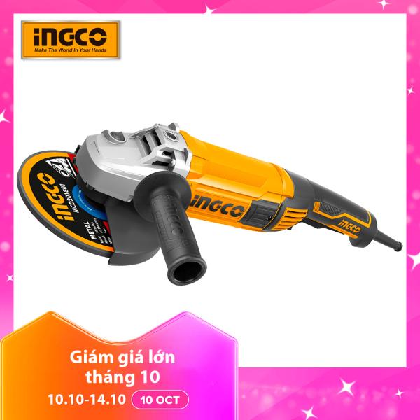 INGCO Máy mài góc D180 - 2000W AG200018