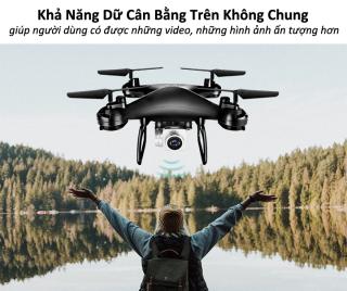 ( Shop Yêu Thích ) Flycam 8S L Thế Hệ 2020, Máy Bay Điều Khiển, Camera Wifi Fpv 4K Hd, Tích Hợp Giữ Độ Cao, Chế Độ Không Đầu Rc Rtf Drone (Bản Có Camera) . Bảo Hành 1 Năm thumbnail