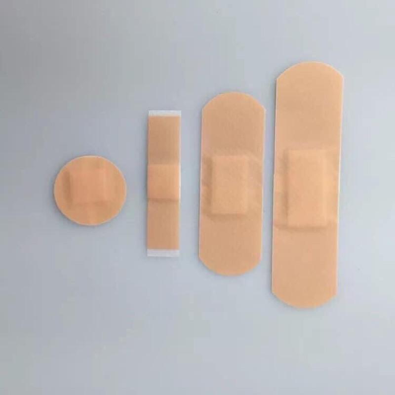 Combo 100 băng keo cá nhân bảo vệ vết thương, trầy xước hiệu quả