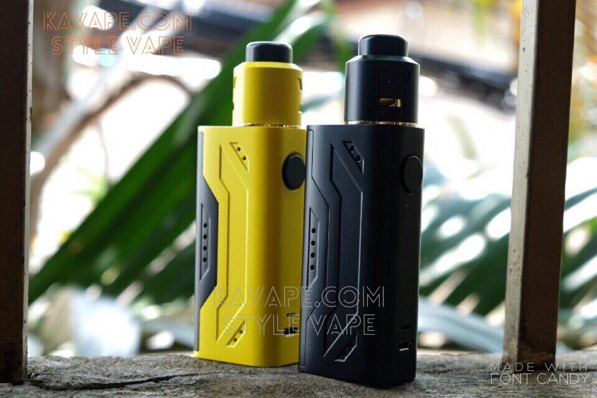 Smoant BattleStar Nano RDA Kit [Authentic] - Kèm Pin 18650 Xịn + Cặp Coil Xịn + Bông Xịn + Sạc Đơn Xịn + juice Malay 60ml - Trọn bộ đầy đủ mua về là dùng