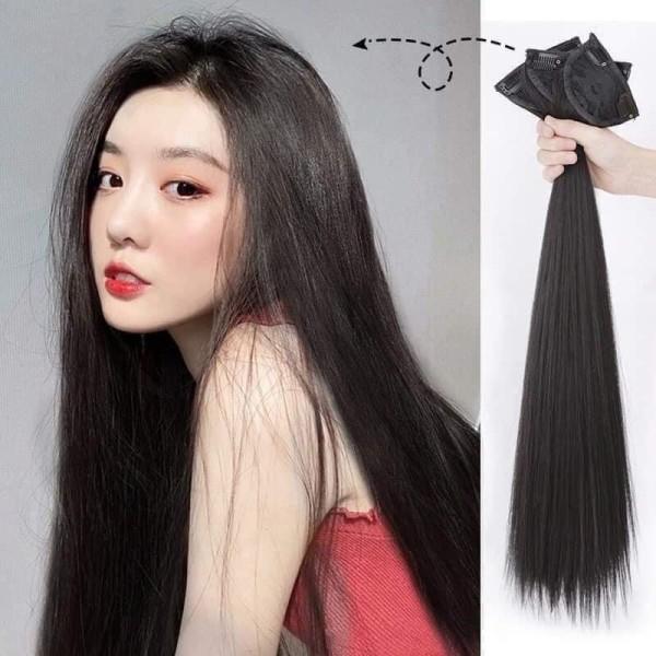 tóc giả sét 3 dải kẹp ❤️FREESHIP❤️ combo 3 dải