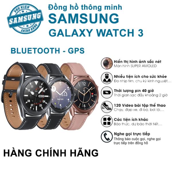 [Trả góp 0%]Đồng hồ thông minh Samsung Galaxy Watch 3