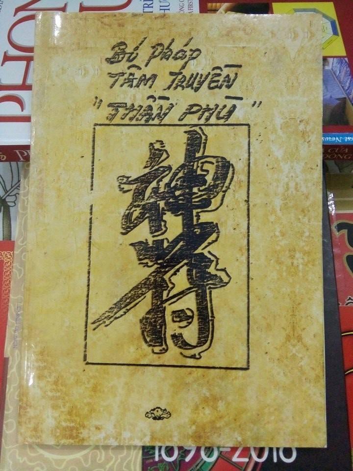 Mua Bí Pháp Tâm Truyền Thần Phù – Kim Cang