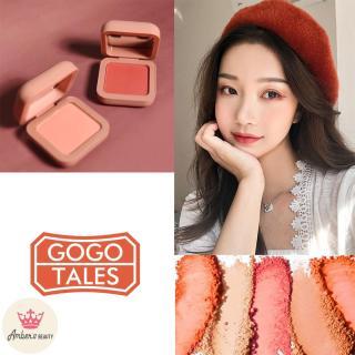 Phấn má Gogo tales Crafted Elegance Blusher sẵn gương xịn L1734 thumbnail