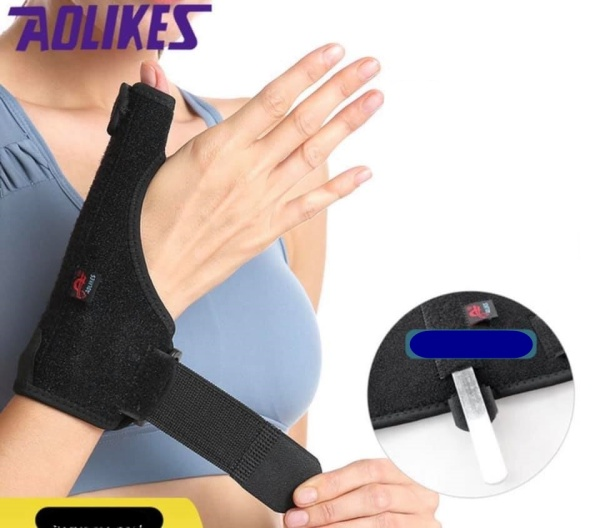 Băng cổ tay nẹp ngón cái Aolikes AL1677 ( 1 cái )