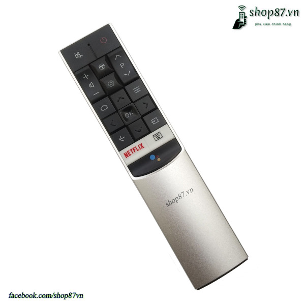 Bảng giá Remote điều khiển tv TCL giọng nói chính hãng