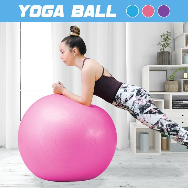 Bảng giá BG - Bóng tập Yoga 65cm cao cấp Thái Lan
