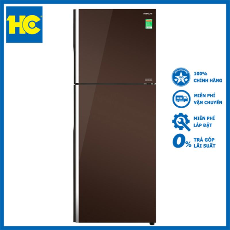 Tủ lạnh Hitachi R-FG480PGV8(GBW) - Miễn phí vận chuyển & lắp đặt - Bảo hành chính hãng