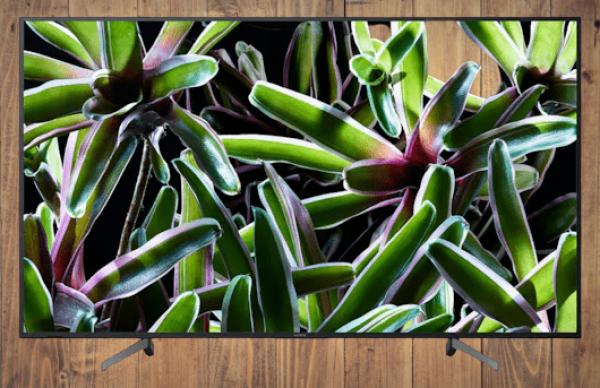 Bảng giá Smart Tivi Sony 4K 49 inch KD-49X7000G nam 2019 moi 99.99% (like new) con bao hanh 2 nam