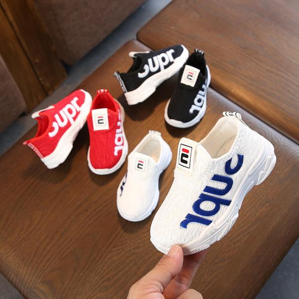 Giày Trẻ Em Thoáng Khí Dáng Thể Thao Đế Mềm Nhẹ ( 611 ) giá rẻ