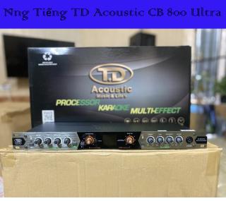 (TOP BÁN CHẠY) Nâng Tiếng TD Acoustic CB800 Ultra, Vang Cơ Cho Dàn Karaoke Chuyên Nghiệp, Gia Đình - Nâng Tiếng TD Acoustic CB800 Ultra Kết Nối Bluetooh Được Nhiều Gia Đình Và Người Chơi Âm Thanh Lựa Chọn Tin Dùng Bảo Hành 12 Tháng thumbnail