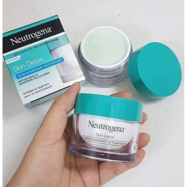 Kem dưỡng da Neutrogena Skin Detox giá rẻ
