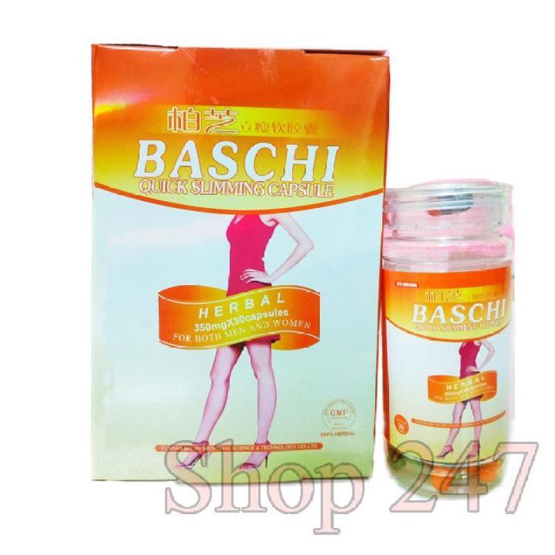 Baschi thái lan giúp giảm cân hộp 30 viên cao cấp