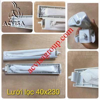 Combo 5 Lưới Lọc Máy Giặt KT 40 X 230 mm (Sanyo 1082)