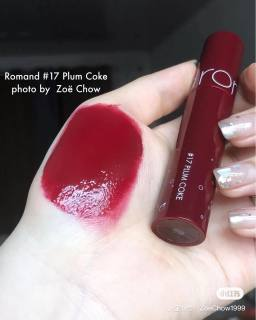 Son Tint Bóng Romand New Juicy Lasting 17 Plum Coke thumbnail
