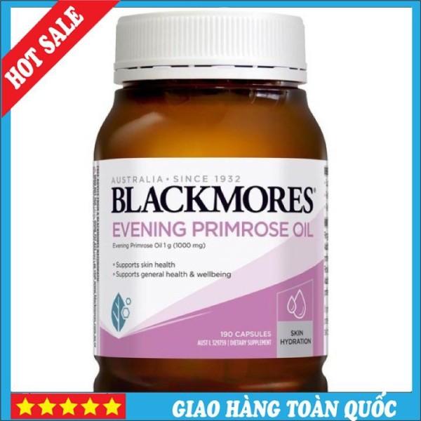 Tinh dầu hoa anh thảo Blackmores Evening primrose oil 190 viên nội địa ÚC giá rẻ