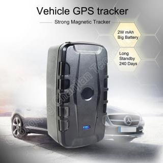 Thiết Bị Đinh Vị G.P.S Không Dây Tra.cker LK209C 3G Cho Ô tô Xe Máy Chống Nước IP67Cao Cấp Hot Sale Google Link Real time Tracking Car Magnet GSM G.P.S Tracker Free Platform With Mobile Phone APP 20000mAh Battery LK209C thumbnail