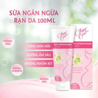 Sữa Ngăn Ngừa Rạn Da Tinh Chất Olive Happy Event 100ml CHÍNH HÃNG thumbnail