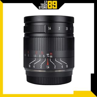 Ống kính 7artisans 55mm F 1.4 Mark II (Manual Focus) Ngàm Fujifilm-Sony thumbnail