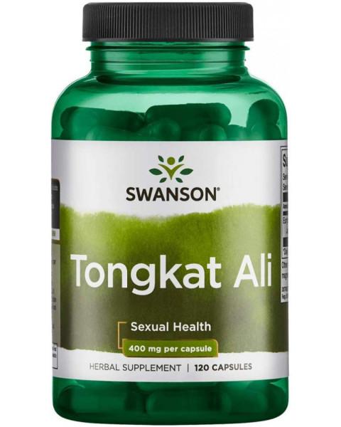 Viên uống Tongkat Ali Malaysia Swanson Passion 400mg 120 Viên