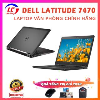 Laptop Giá Rẻ, Laptop Chơi Game Cơ Bản Dell Latitude 7470, i7-6600U, Card On Intel HD 520, Màn 14 FullHD, Laptop Dell, LaptopLC298 thumbnail
