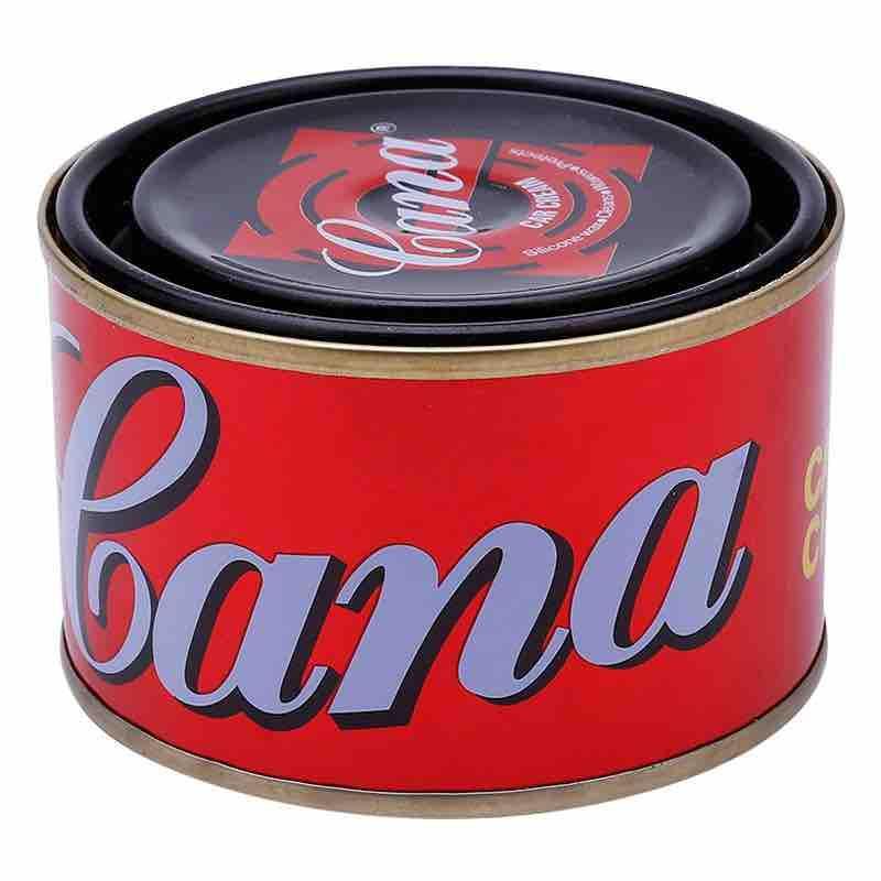 Cream đánh bóng xe, Bida Cana 100gr chính hãng