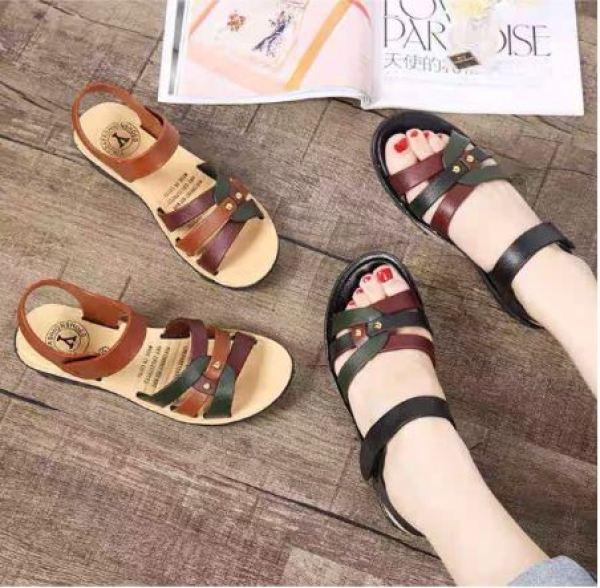 Dép sandal quai hậu cực xinh VA01