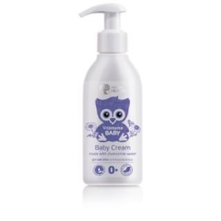 Kem xoa dành cho trẻ em với nước hoa Cúc La mã Vitamama Baby Baby Cream SIBERI made with chamomile water 21 thumbnail
