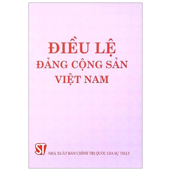 Fahasa - Điều Lệ Đảng Cộng Sản Việt Nam (2020)