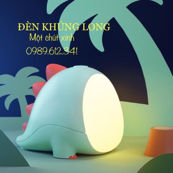 Đèn Ngủ Khủng Long Nhỏ Siêu Đáng Yêu ( Hàng Có Sẵn)