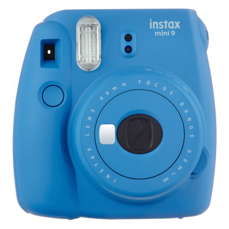 Voucher Ưu Đãi Máy ảnh Lấy Liền Fujifilm Instax Mini 9 (Kèm Bộ Quà Tặng Sakura) Hàng Chính Hãng