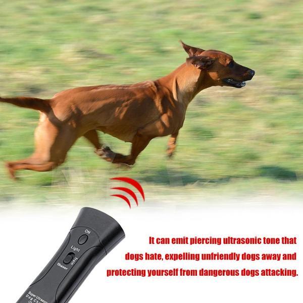 Thiết bị huấn luyện chó siêu âm, thiết bị cầm tay, hồng ngoại, cầm tay, chống sủa, chống sủa, dùng cho vật nuôi