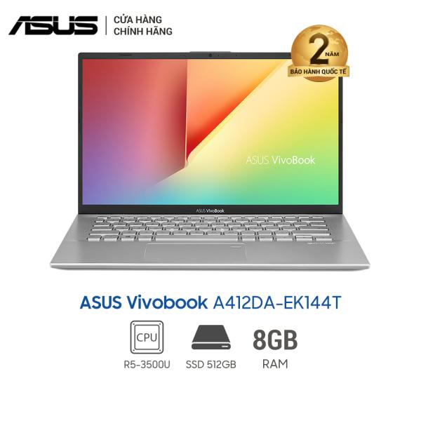 Bảng giá Laptop ASUS Vivobook A412DA-EK144T (R5-3500U) 512G PCIE SSD - 14inch Phong Vũ