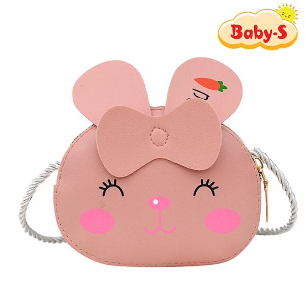 Giá bán Túi đeo chéo hình thú đáng yêu chất da PU dày đủ màu sắc tươi tắn cho bé yêu diện đi chơi Tết Baby-S – STX034