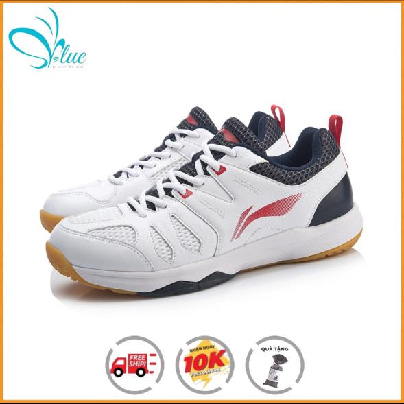 Giày thể thao đánh cầu lông cho nam Lining AYTP029 chống lật cổ chân, 3 màu-giày thể thao-giày bóng chuyền nam giá rẻ