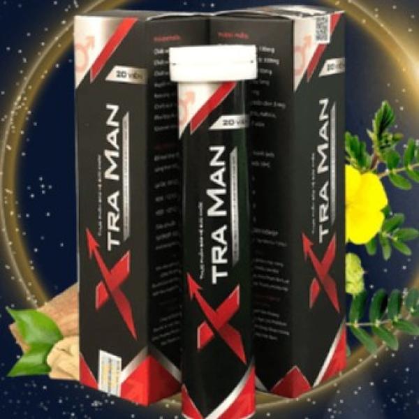 ( COMBO MUA 2 TẶNG 1) Viên sủi Xtra Man tăng cường sinh lý nam hộp 20 viên chính hãng 100%, XtraMan đầy đủ giấy tờ kiểm định( che tên khi giao)