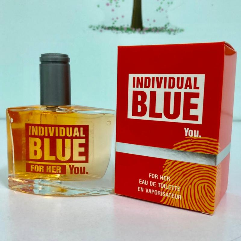 Nước Hoa Nữ Blue You Individual 50ml (cam)