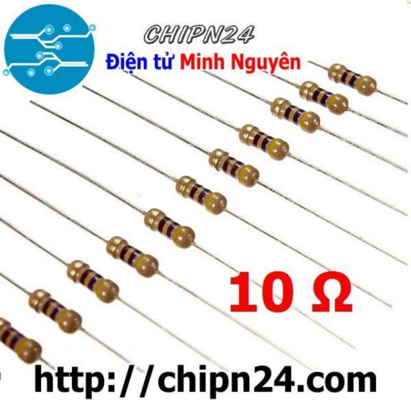 Bảng giá [Nhập ELJAN11 giảm 10%, tối đa 200k, đơn từ 99k][100 CON] Điện Trở 10R 1/4W
