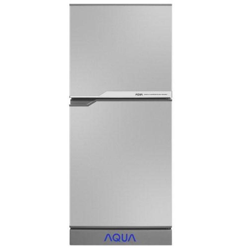 Tủ lạnh Aqua 110 lít AQR-125EN(SS) màu xám